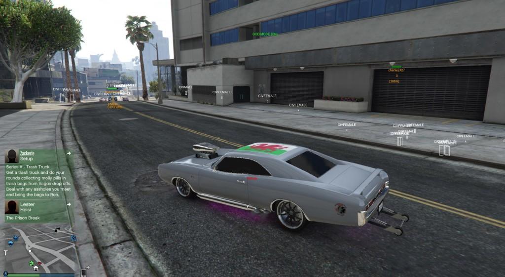 Grand Theft Auto Aimbot Hacks and Cheats!