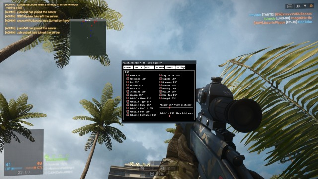 Battlefield 4 Hacks,Battlefield 4 Cheats, BF4 Hacks, BF4 Cheats