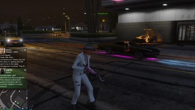 Grand Theft Auto V Hack Screenshot
