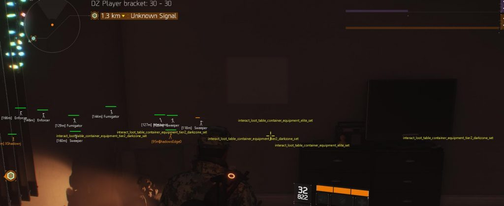 Tom Clancy's The Division Aimbot MultiCheat